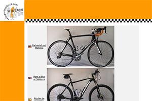 Fahrradverleih – Velosport Mallorca