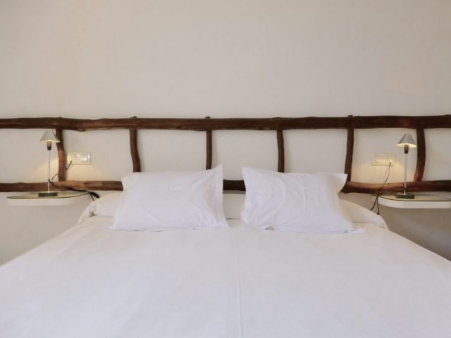 Picture of the bed