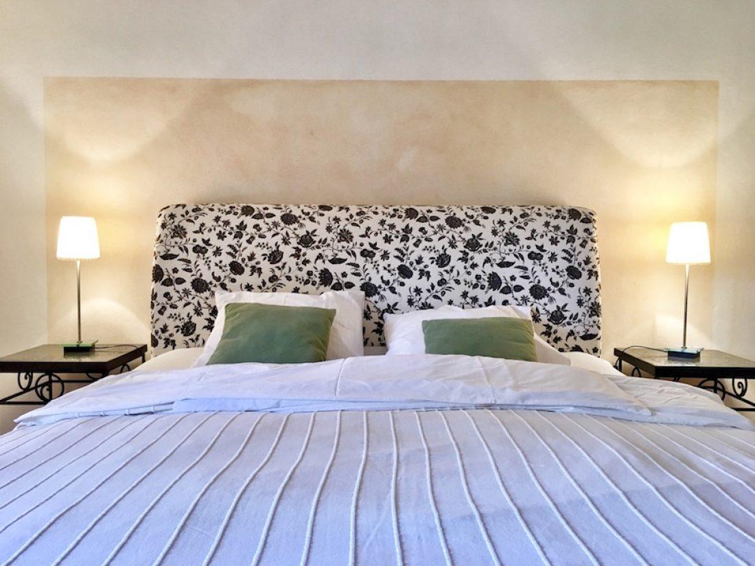 Casa Escala - Detail Schlafzimmer