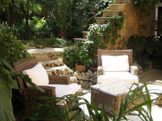 Malvasia - The terrace
