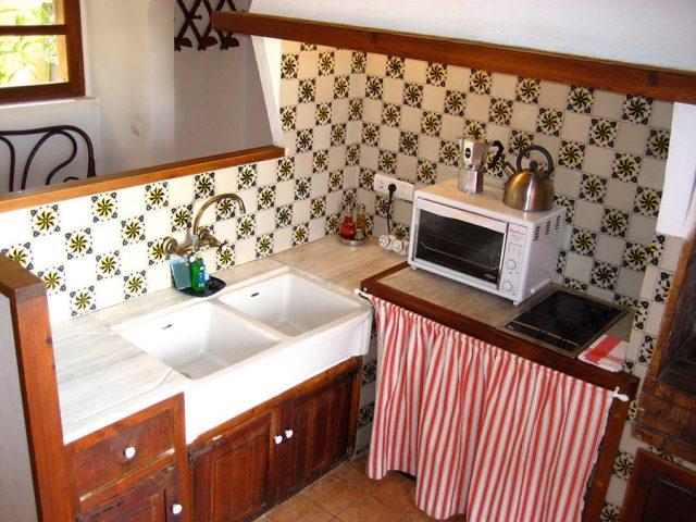 Manto Negro Küche