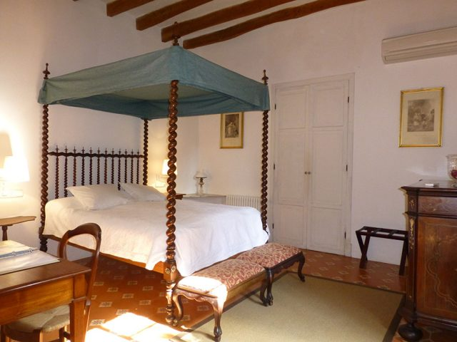 Malvasisa - The bedroom