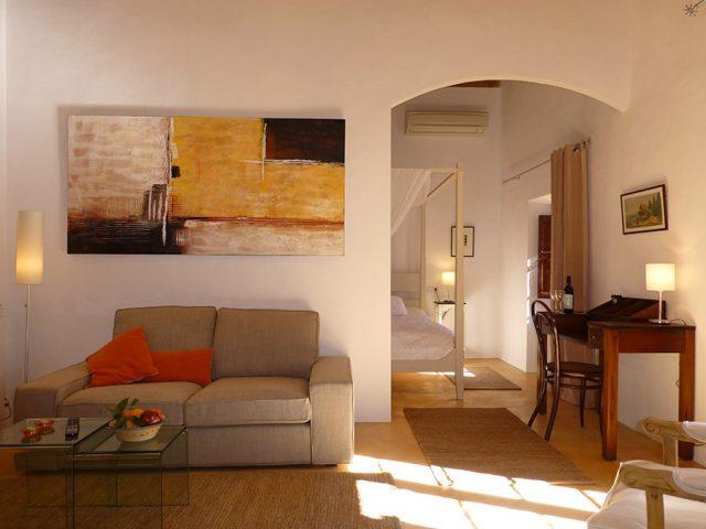 Syrah - sala de estar