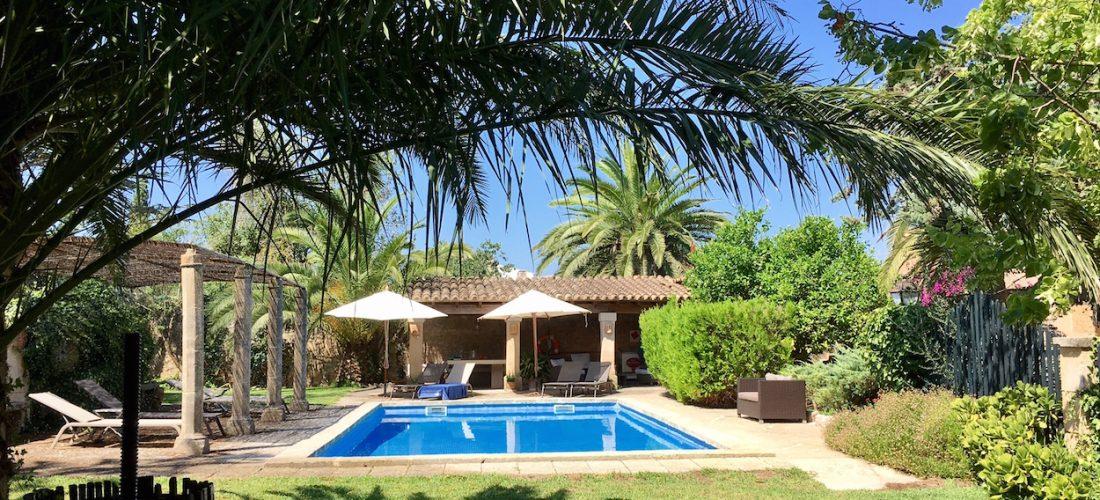 Sommer in der Finca Raims auf Mallorca !