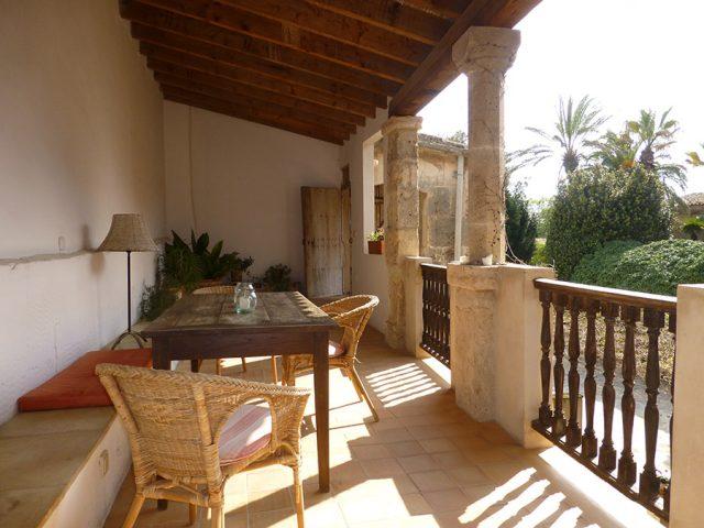 Garnacha - the terrace