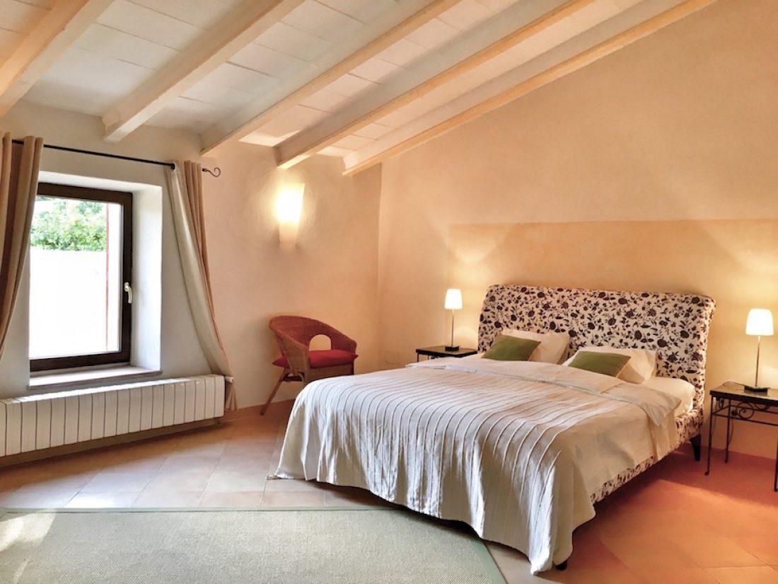 Casa Escala - die Schlafzimmer.