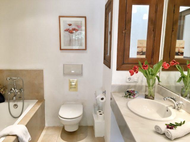 Moscatell Badezimmer