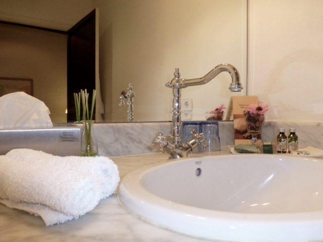 Malvasia Badezimmer