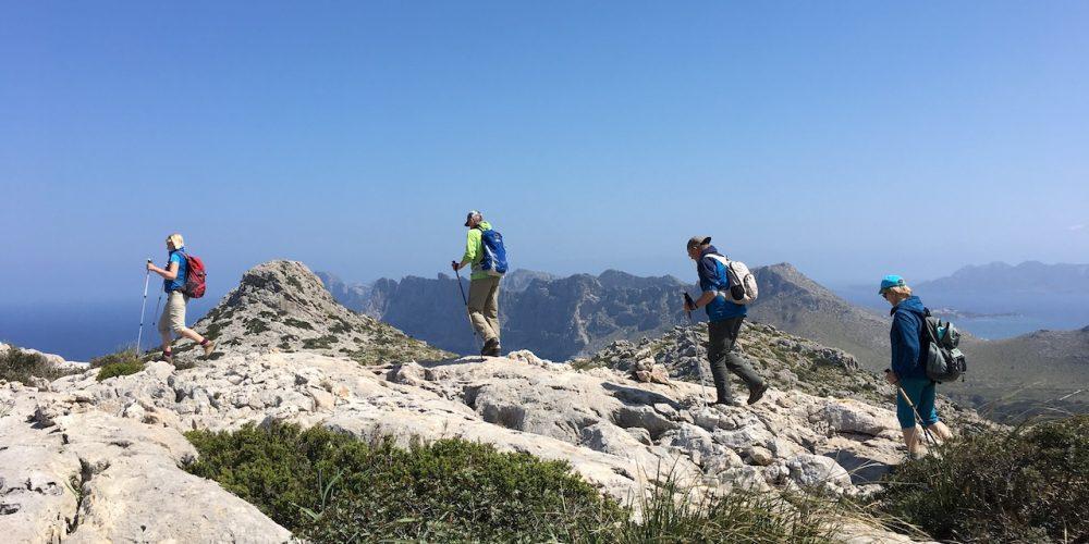 Wanderwochen auf Mallorca 2018