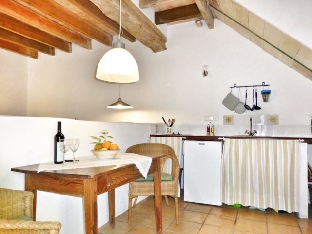 Moscatell - kitchen