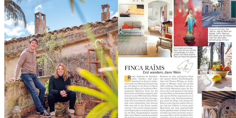 MERIAN Magazin Mallorca June 2015
