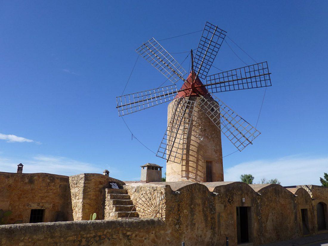Los molinos de Algaida