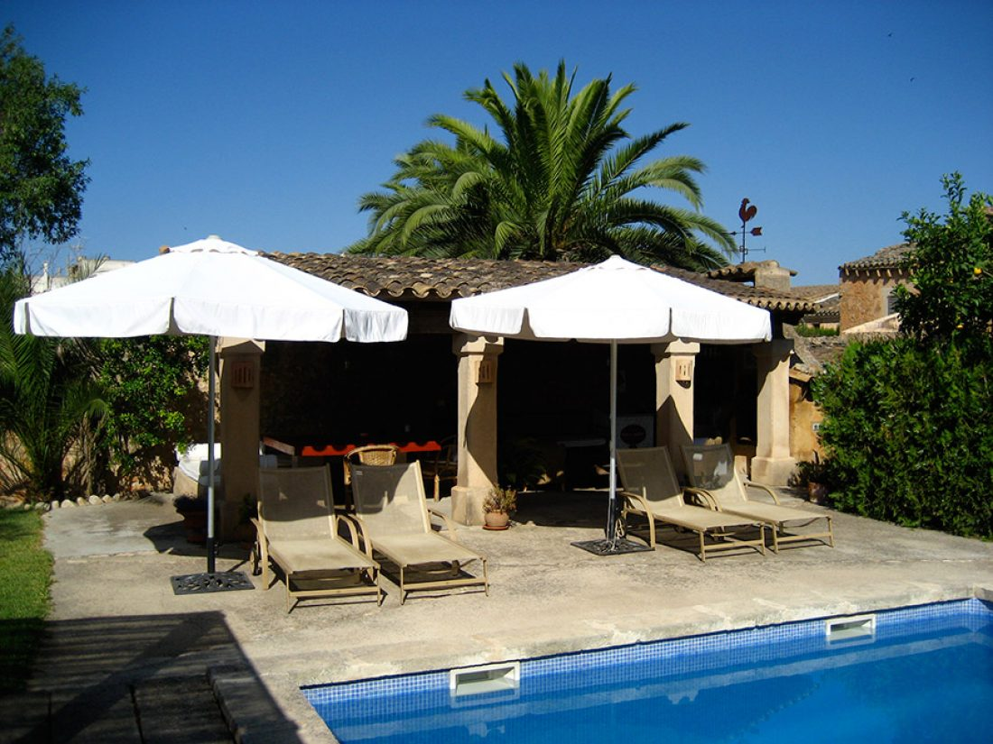 Our pool - pure refreshment