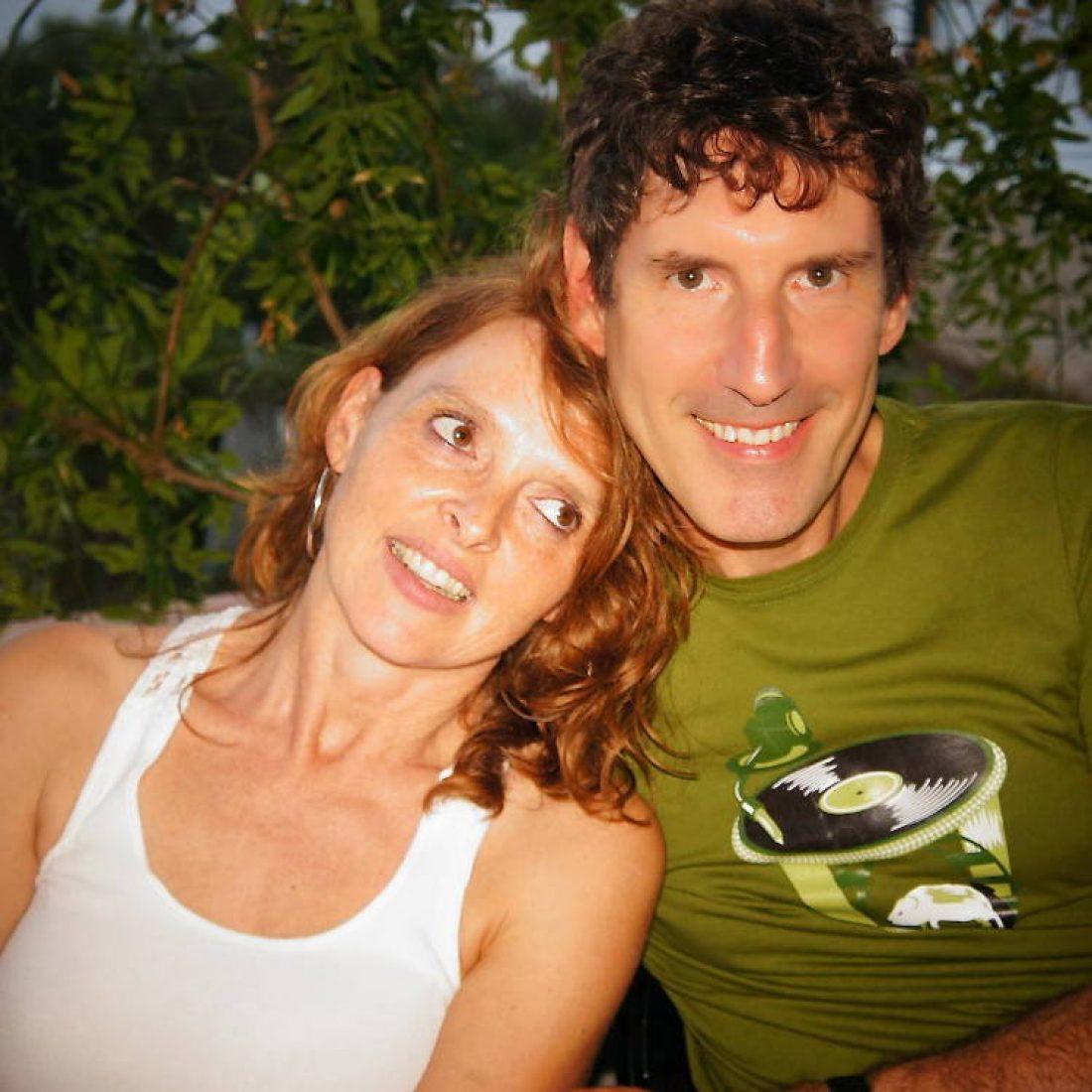 Jutta and Thomas Philipps