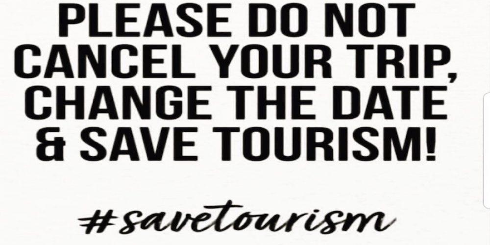 Please save Tourism!