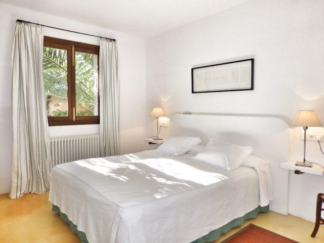 Moscatell - el dormitorio