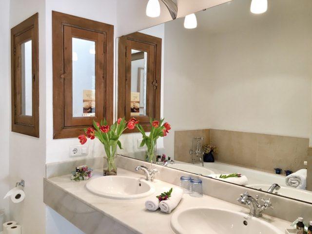 Moscatell - el baño
