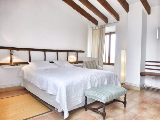 Garnacha - das Schlafzimmer